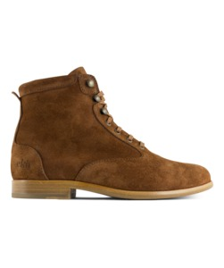 Desert High  Rust Wildleder - Ledersohle  - ekn footwear
