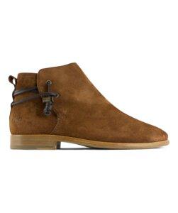 Rosewood Rust Wildleder - Ledersohle  - ekn footwear