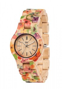 CRISS FLOWER BEIGE - Wewood