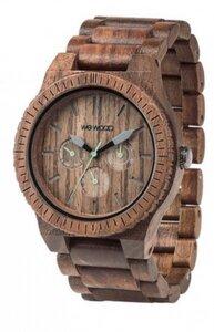 Holz-Armbanduhr KAPPA NUT | 100% hautverträglich - Wewood