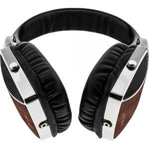 Woodon On-Ear Kopfhörer mit Mikrofon aus Walnuss - InLine