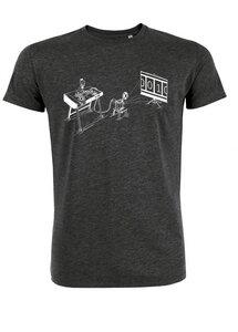 Informatik T-Shirt | Turingmaschine - Unipolar