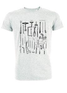 Medizin T-Shirt | Chirurgische Instrumente - Unipolar