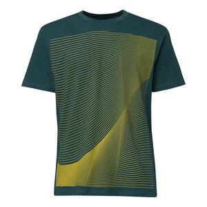 ThokkThokk Air T-Shirt yellow/Deep Teal  - THOKKTHOKK
