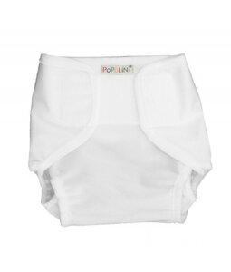 PopoWrap Polyester Überhose weiß Popolini - Popolini