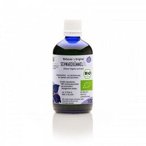 Bio-Schwarzkümmelöl 100ml - Weltecke