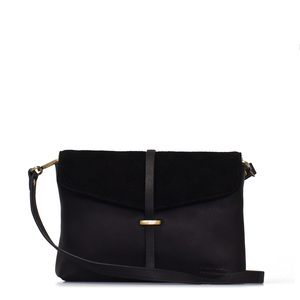 Ella Midi Midnight Black - O MY BAG