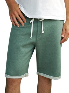 Baja Terry Shorts - Moos - woodlike