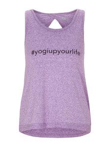 Yogi Top - Lavender  - Mandala