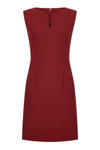 Ishana Dress - Red - Komodo