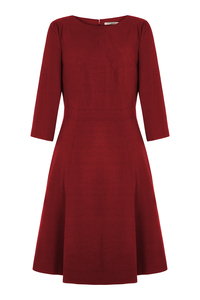 Amisha Dress - Red - Komodo