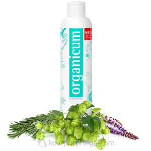 organicum Shampoo, 250 ml - organicum