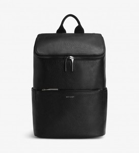 Rucksack - Brave Backpack - Black - Matt & Nat