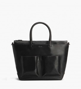 Raylan Med Wickeltasche-Black - Matt & Nat