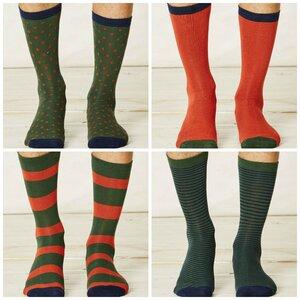 Issac Sock Gift Pack-Classic  - Braintree