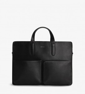 Soren Bag-Black - Matt & Nat