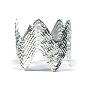 'Waves' Armreif - Kalakosh