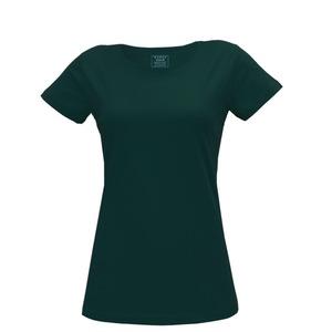 Damen T-Shirt in grün - Fairtrade & GOTS zertifiziert - MELAWEAR