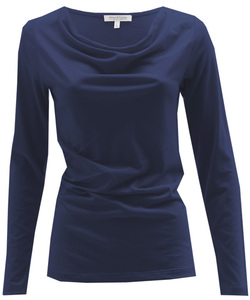 Cascade Shirt Marine - Alma & Lovis