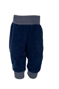 Babyhose - dunkles blau - People Wear Organic