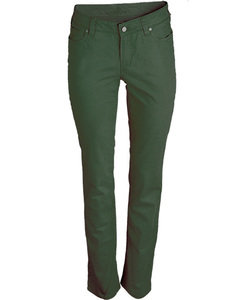 Alma & Lovis Twill Pants jungle green - Alma & Lovis