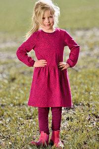 Kleid mit Mandalamuster - Maas