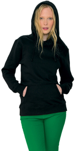 Earth Positive W's Hoody - Continental Clothing