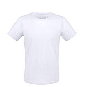 Herren T-Shirt in weiß - Fairtrade & GOTS zertifiziert - MELAWEAR