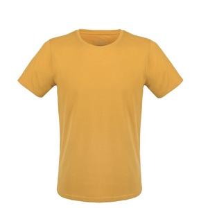 Herren T-Shirt in gelb - Fairtrade & GOTS zertifiziert - MELAWEAR