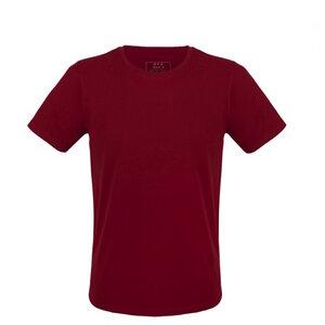 Herren T-Shirt in rot - Fairtrade & GOTS zertifiziert - MELAWEAR