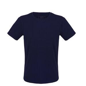 Herren T-Shirt in blau - Fairtrade & GOTS zertifiziert - MELAWEAR