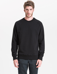 Paolo Sweater/ 0002 Bio-Baumwolle/ Minimal - Re-Bello