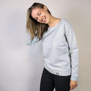 Sweater Basic Light Melange - Gary Mash