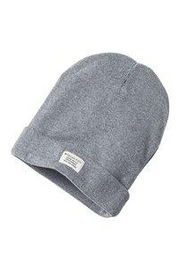 Strickmütze BEANIE #CLASSIC grey - recolution