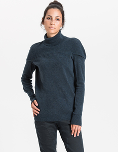 Riana Knit/ 0077 Upcycled Wool & Recycelte Cashmere Wolle/ Minimal - Re-Bello