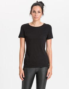 Denise T-Shirt/ 0002 Bambus & Bio-Baumwolle/ Minimal - Re-Bello
