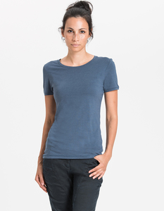 Denise T-Shirt/ 0077 Bambus & Bio-Baumwolle/ Minimal - Re-Bello