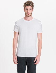 Bob T-Shirt/ 0001 Bambus & Bio-Baumwolle/ Minimal - Re-Bello