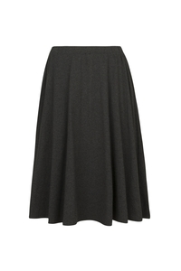 Gabrielle Jersey Skirt - Melange - People Tree