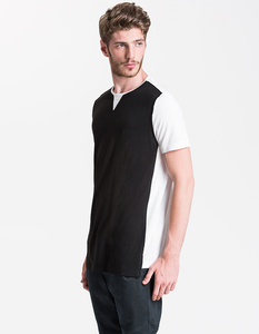 Alberto T-Shirt/ 0201 Bambus & Bio-Baumwolle/ Minimal - Re-Bello