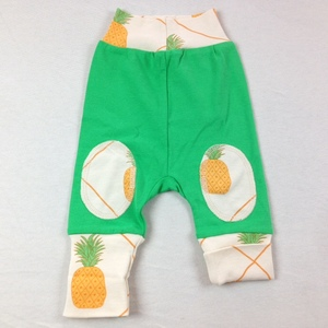 Bundhose Ananas grün - Lou&dejlig