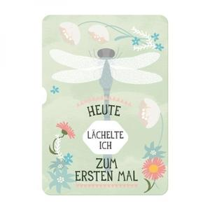 TURN WHEEL PHOTO CARD VON MILESTONE BABYS BESONDERE MOMANTE - DEUTSCH - Milestone