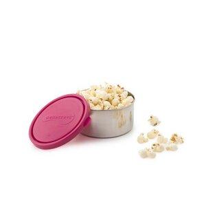 Frischhaltedose - rund - groß - magenta (H 5,5cm; Ø 12cm) - U-Konserve