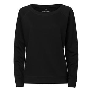 ThokkThokk Damen Wide Neck Sweatshirt - ThokkThokk ST