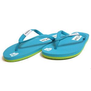 Green&Fair phlip phlops blue/green - green&fair