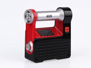 TurboDyne Axis -  leistungsstarkes Radio und Mehrzweckgerät - Soulra
