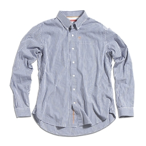 Poplin Woven Shirt - KnowledgeCotton Apparel