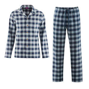 Living Crafts Flanell-Schlafanzug - Living Crafts