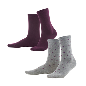 Living Crafts Socken, 2er-Pack - Living Crafts