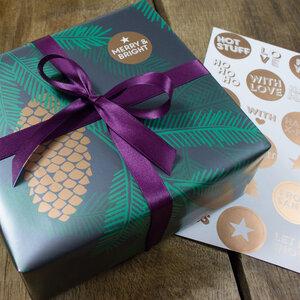 O Tannenbaum Geschenkverpackungs-Set - Bow & Hummingbird